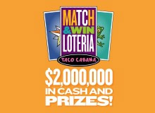 Match and Win Loteria
